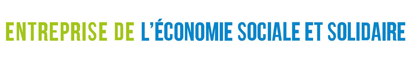 logo entreprise de l'économie sociale et solidaire