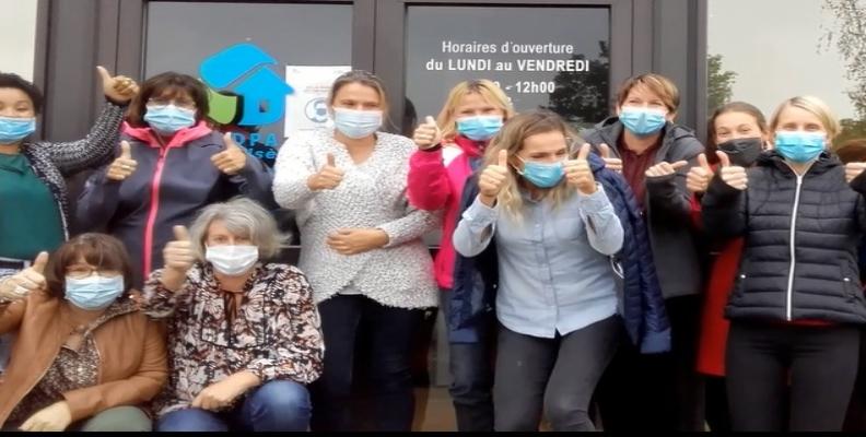 Grand prix du public de la Fondation PSA : Votez pour l'UNA Isère !